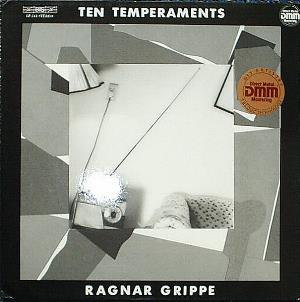Ragnar Grippe - Ten Temperaments CD (album) cover
