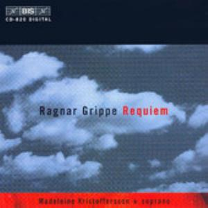 Ragnar Grippe - Requiem CD (album) cover