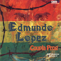 Coupla Prog - Edmundo Lopez CD (album) cover