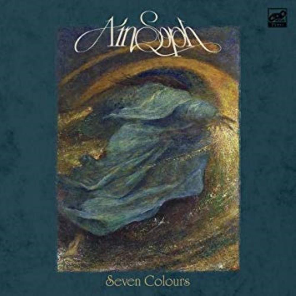 Ain Soph - Seven Colours CD (album) cover