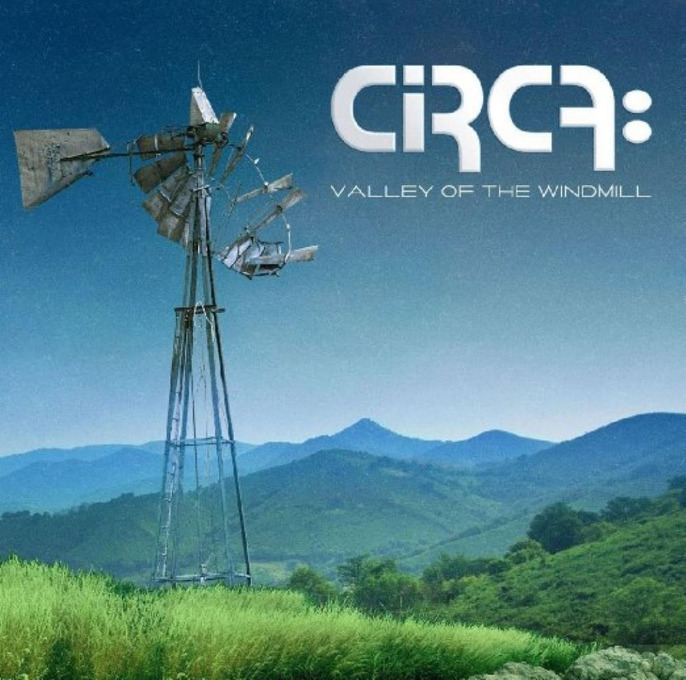Circa - Valley Of The Windmill CD (album) cover
