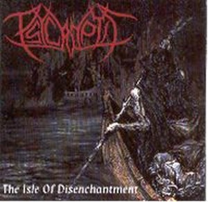 Psycroptic - The Isle Of Disenchantment CD (album) cover