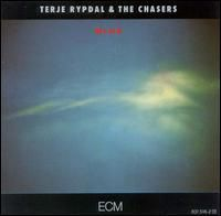 Terje Rypdal - Blue (& The Chasers) CD (album) cover