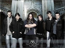 ACID RAIN image groupe band picture