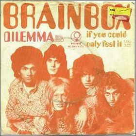 Brainbox - Dilemma / If You Could Only Feel It CD (album) cover