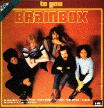 Brainbox - To You CD (album) cover