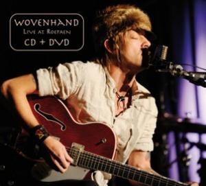 Woven Hand - Live At Roepaen CD (album) cover