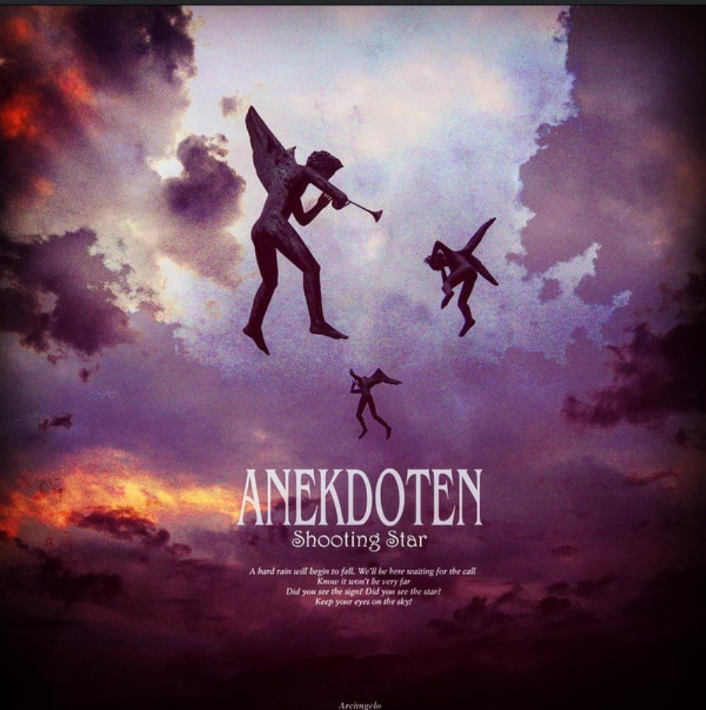 Anekdoten - Shooting Star CD (album) cover