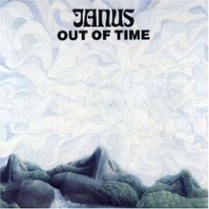 Janus - Out Of Time CD (album) cover