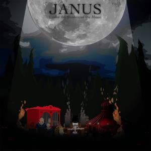 Janus - Under The Shadow Of The Moon CD (album) cover