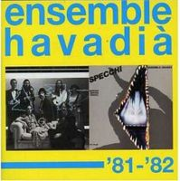 Ensemble HavadiÀ - 81-82 CD (album) cover
