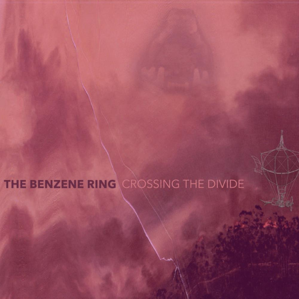 The Benzene Ring - Crossing The Divide CD (album) cover