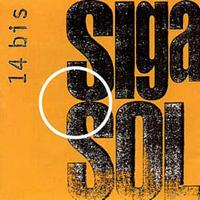 14 Bis - Siga O Sol CD (album) cover