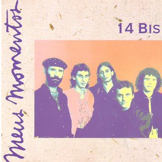 14 Bis - Meus Momentos CD (album) cover