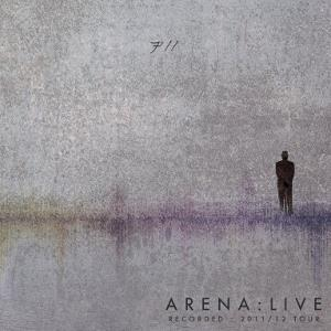 Arena - Arena: Live Recorded 2011/12 Tour CD (album) cover