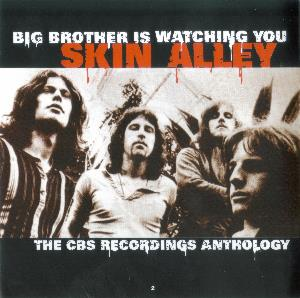 Skin Alley - Big Brother Is Watching You CD (album) cover