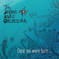 The Divine Baze Orchestra - Once We Were Born ... CD (album) cover