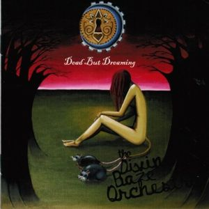 The Divine Baze Orchestra - Dead But Dreaming CD (album) cover