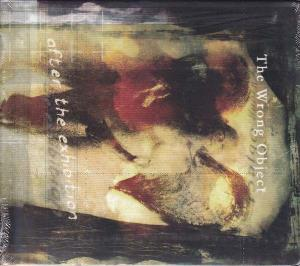 The Wrong Object - After The Exhibition CD (album) cover