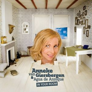 Agua De Annique - In Your Room CD (album) cover