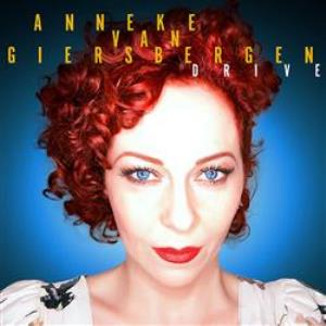 Agua De Annique - Drive (anneke Van Giersbergen) CD (album) cover