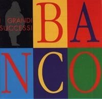 Banco Del Mutuo Soccorso - I Grandi Successi CD (album) cover