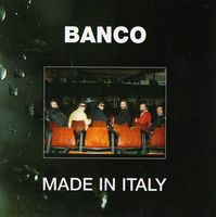 Banco Del Mutuo Soccorso - Made In Italy CD (album) cover