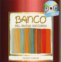 Banco Del Mutuo Soccorso - D.O.C. CD (album) cover