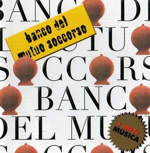 Banco Del Mutuo Soccorso - I Miti Musica CD (album) cover
