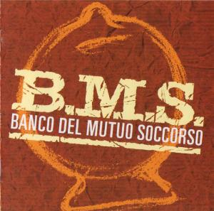 Banco Del Mutuo Soccorso - B.m.s. (banco Del Mutuo Soccorso, 1991 Version) CD (album) cover