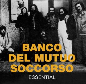 Banco Del Mutuo Soccorso - Essential CD (album) cover
