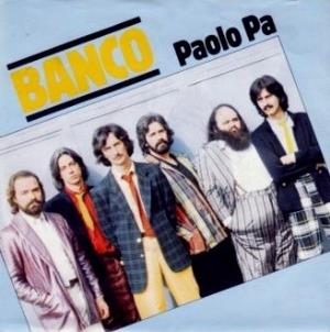 Banco Del Mutuo Soccorso - Paolo Pa CD (album) cover