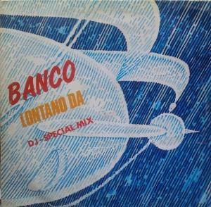 Banco Del Mutuo Soccorso - Lontano Da (dj - Special Mix) CD (album) cover