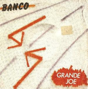 Banco Del Mutuo Soccorso - Grande Joe CD (album) cover