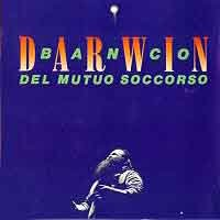 Banco Del Mutuo Soccorso - Darwin CD (album) cover