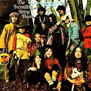 The Incredible String Band - The Hangman's Beautiful Daughter CD (album) cover