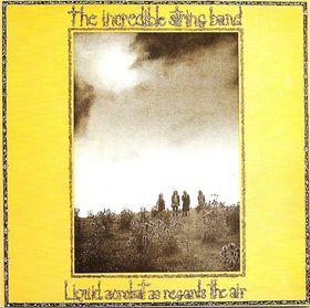 The Incredible String Band - Liquid Acrobat As Regards The Air CD (album) cover
