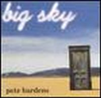 Peter Bardens - Big Sky CD (album) cover