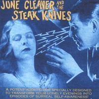 June Cleaver And The Steak Knives - June Cleaver And The Steak Knives CD (album) cover