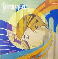 Orion's Beethoven - Superangel CD (album) cover