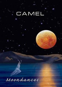 Camel - Moondances DVD (album) cover
