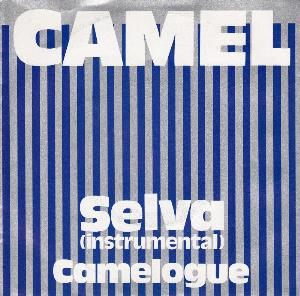 Camel - Selva CD (album) cover