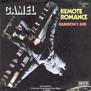 Camel - Remote Romance (german Version) CD (album) cover