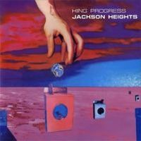 JACKSON HEIGHTS - King Progress CD album cover
