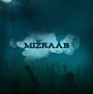 Mizraab - Live & Rare CD (album) cover