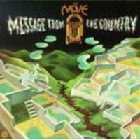 The Move - Message From The Country CD (album) cover