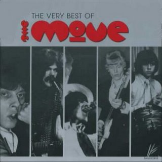 The Move - The Very Best Of The Move CD (album) cover