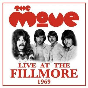 The Move - Live At The Fillmore 1969 CD (album) cover