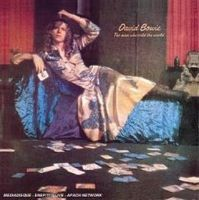 DAVID BOWIE - The Man Who Sold The World CD album cover