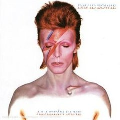 David Bowie - Aladdin Sane CD (album) cover